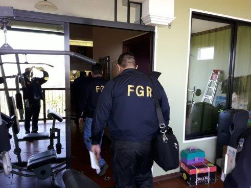 FGR presentará acusación por corrupción de alcaldía de San Rafael Cedros