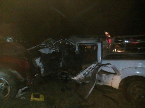 Policía muere en accidente de tránsito en La Paz