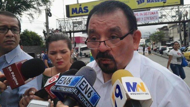 Viceministro de Salud dice que el libre uso de carril del SITRAMSS afectará el traslado de ambulancias