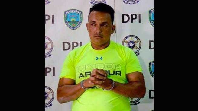 Cae en Honduras pandillero salvadoreño que comandaba red transnacional de extorsionistas