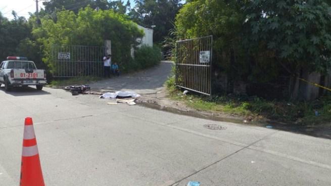 Pandilleros asesinan a un cabo de la Fuerza Armada en San Miguel