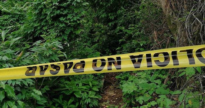 Ubican el cadáver de joven albañil que fue asesinado en San Miguel