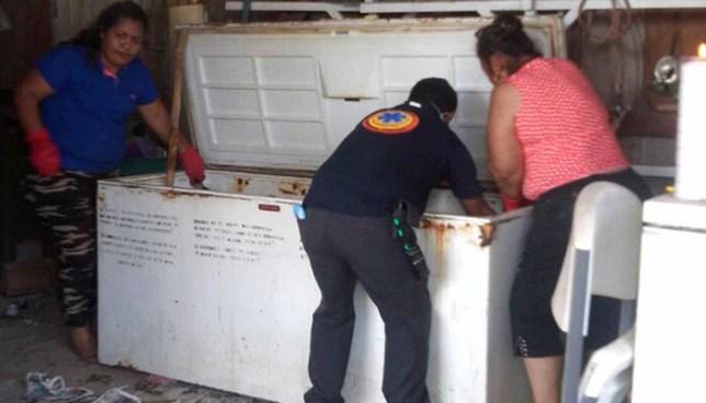 Hallan en México el cadáver de salvadoreño que permaneció un año en un congelador