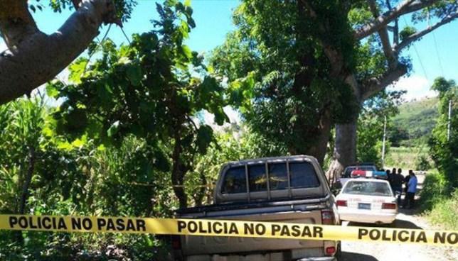 Localizan el cadáver putrefacto de un hombre en Turín, Ahuachapán