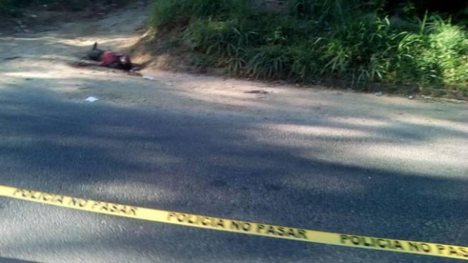Delincuentes matan a balazos a hombre cuando se dirigía a trabajar en Santa Ana