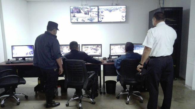 PNC instala cámaras de videovigilancia en Ciudad Delgado