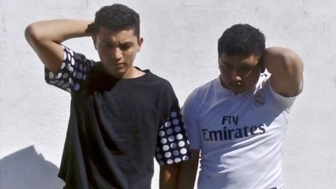 Capturan a sujetos por portación ilegal de arma de fuego y homicidio en Usulután