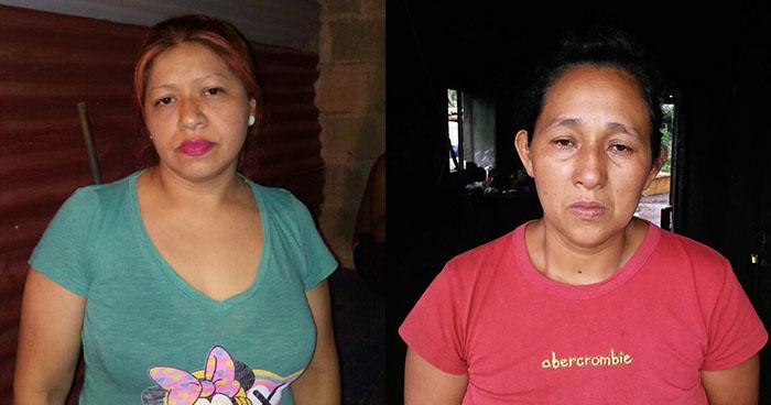 Policía detiene a dos mujeres por el delito de tráfico ilícito de droga