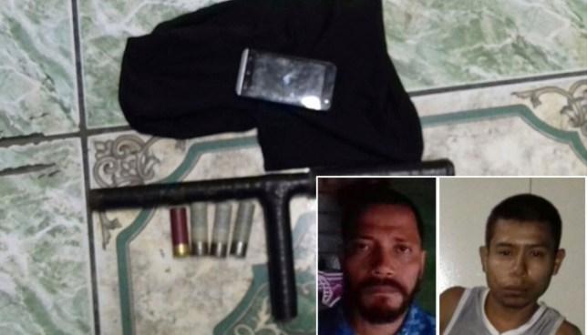 Capturan en Santa Tecla a sujetos involucrados en el asesinato del hermano de un policía