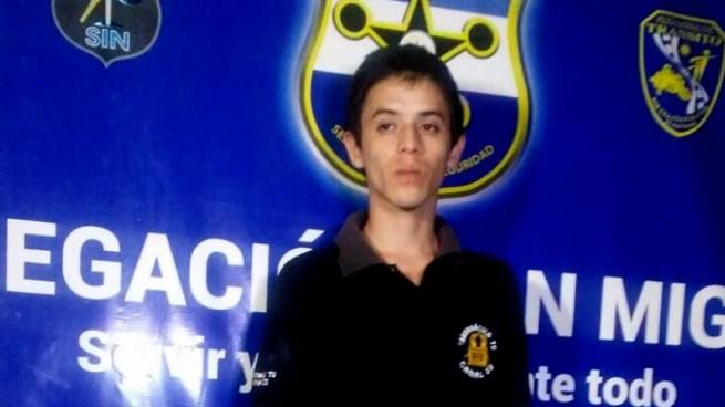 """Capturan a el """"Sayper"""" uno de los pandilleros más buscados en San Miguel"""