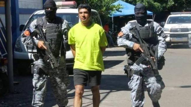 Policía arresta a homicida reclamado por un tribunal de Sonsonate