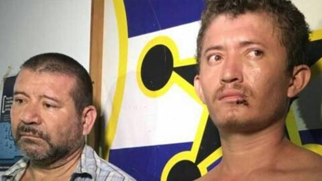 Capturan a dos hombres con 15 porciones droga y un arma de fuego en La Unión