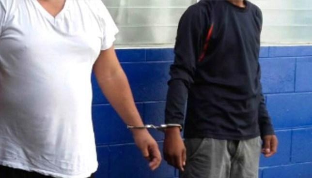 Dos pandilleros son capturados tras enfrentarse a soldados en Metapán