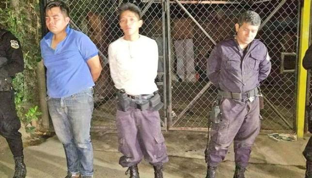 Dejan libres a pandilleros que fueron capturados con uniformes policiales en Apopa