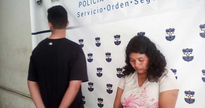 Policía de San Miguel arresta a homicida y a dos distribuidores de droga