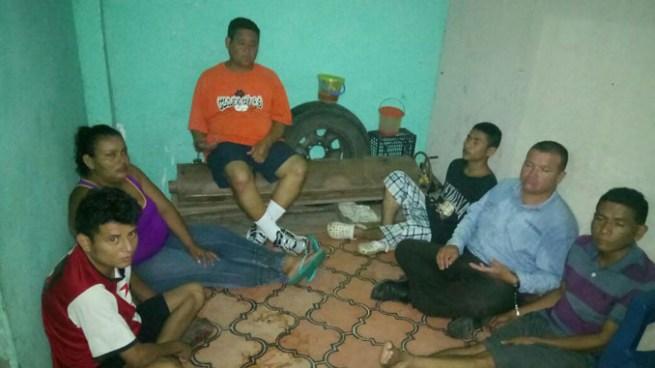 Capturan a 6 pandilleros por limitación ilegal de libre circulación en Quezaltepeque