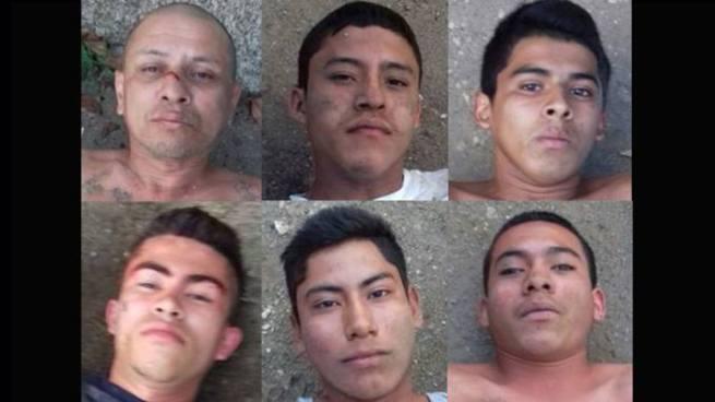 PNC captura a pandilleros que golpearon y secuestraron a tres personas en Santa Ana