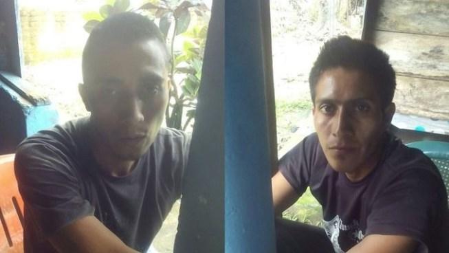 Capturan a sujetos implicados en el homicidio de un soldado en Sonsonate