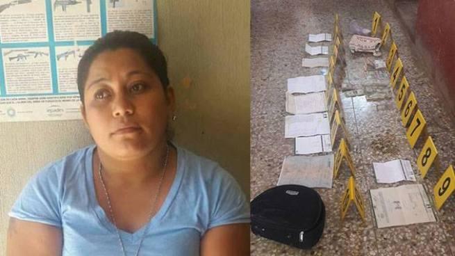 Capturan en Guatemala a salvadoreña encargada de planificar extorsiones