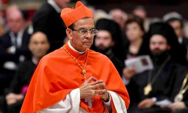 Papa nombra al Cardenal Rosa Chávez como miembro de uno de sus Dicasterios