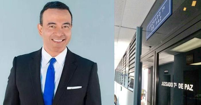 Periodista Carlos Toledo será procesado en libertad por agredir sexualmente a una joven