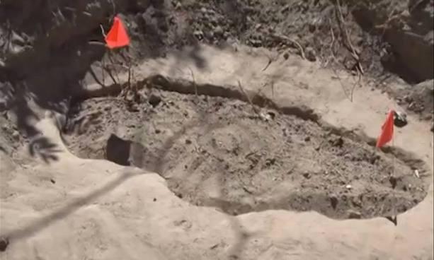 PNC localiza cementerio clandestino con varios cadáveres en La Paz