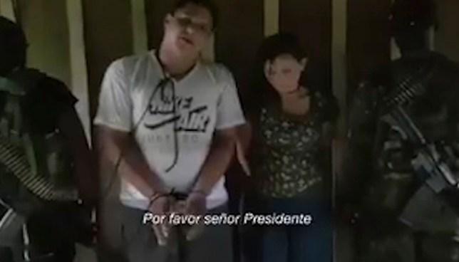 Líder disidente de las FARC secuestra a ciudadanos ecuatorianos y envía video al presidente de Ecuador
