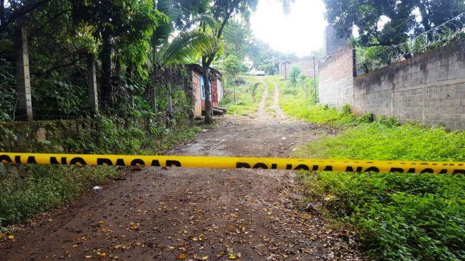 Doble homicidio en colonia San Joaquín, Jucuapa