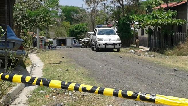 Pandilleros asesinan a un campesino al interior de su vivienda en Comasagua