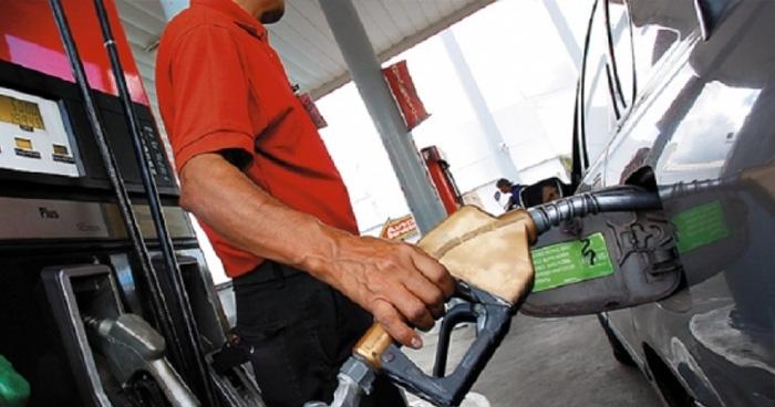 Precios de los combustibles experimentarán una variación mixta esta quincena