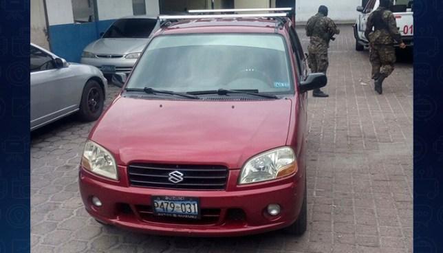 Sorprende en San Salvador a conductor que manejaba con 500 grados de alcohol en la sangre