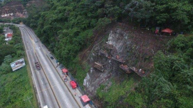 Carretera Los Chorros estará cerrada el domingo por obras de mitigación