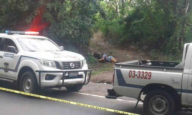 Cuádruple homicidio en Lolotique, San Miguel