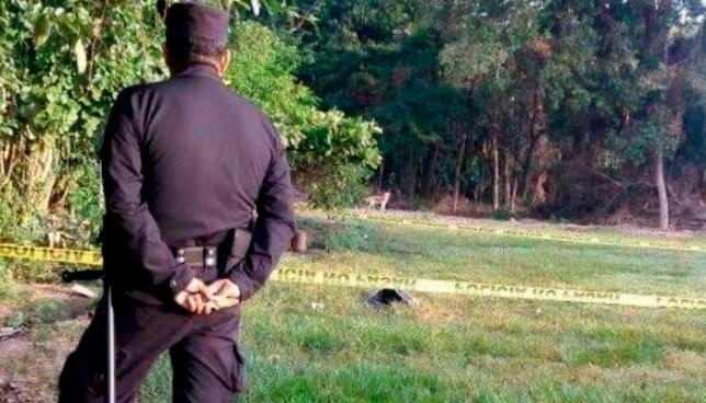 Asesinan a un hombre en una cancha de fútbol en San Pedro Perulapán, Cuscatlán
