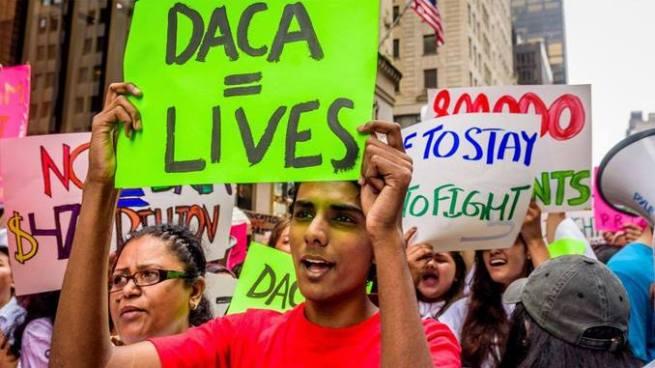 """Canciller: """"No habrá deportaciones inmediatas tras la cancelación de DACA"""""""