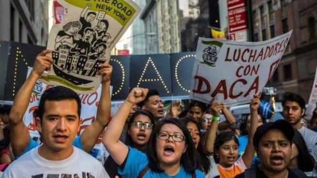Donald Trump pone fin a DACA programa de beneficio a inmigrantes