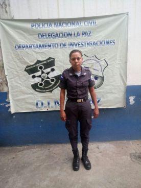 Capturan a estudiante a policía por vínculos con pandillas en San Miguel