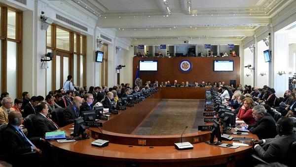 Países de Centro América interceden en la OEA para buscar dialogo por Venezuela