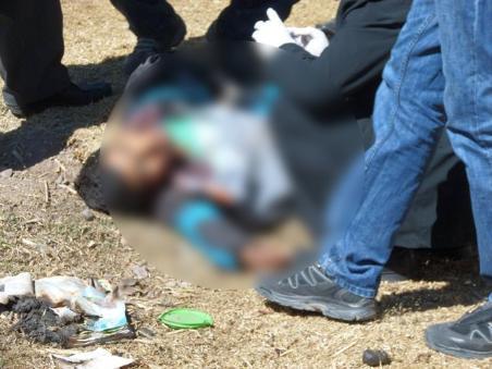 Asesinan a machetazos a un hombre en Usulután