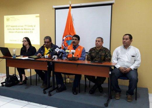 Protección Civil anula alerta amarilla a nivel nacional a excepción de dos municipios