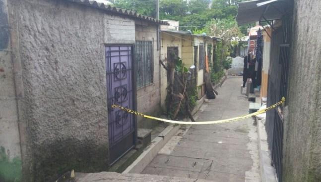 Matan a balazos a un hombre en Mejicanos