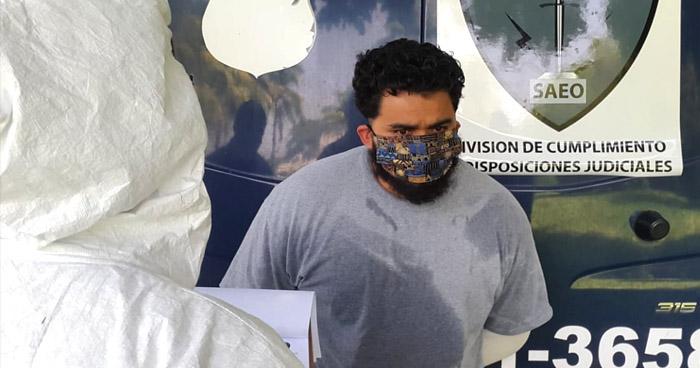 Se fugó a Estados Unidos tras asesinar a una mujer en Morazán
