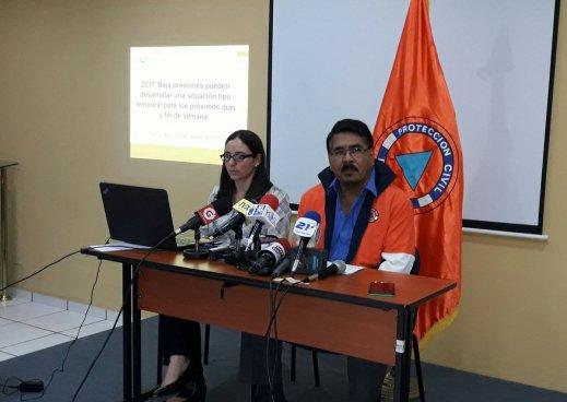 Protección Civil declara ALERTA VERDE a nivel nacional