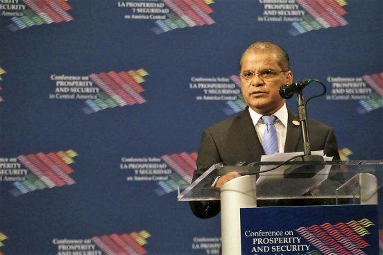 Vicepresidente asegura que la reunión entre El Salvador y de EE.UU ayudará a la renovación del TPS