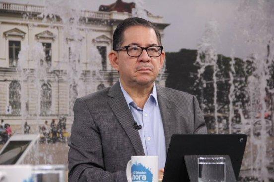 Eugenio Chicas asegura que ARENA busca privatizar el agua