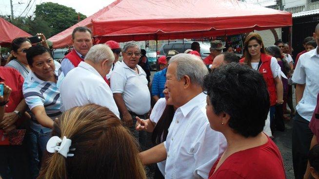 FMLN elige a sus candidatos para las elecciones del 2018
