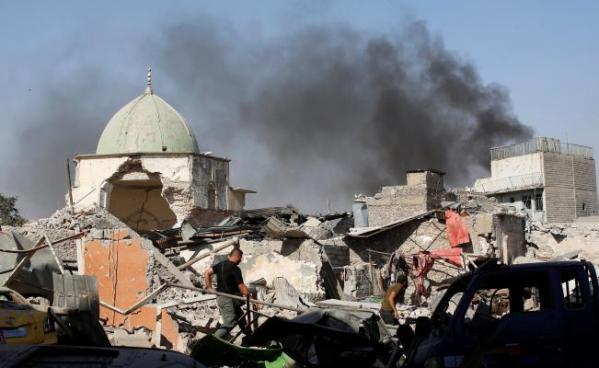 Irak anuncia la derrota del Estado Islámico en el país