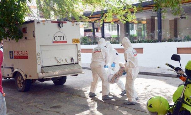 Encuentra el cadáver amordazado de un salvadoreño en un hotel de Colombia