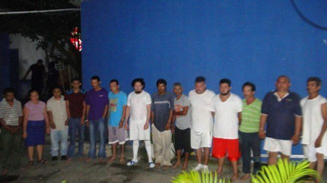 Capturan a sujetos que operaban en Chalatenango por diversos delitos