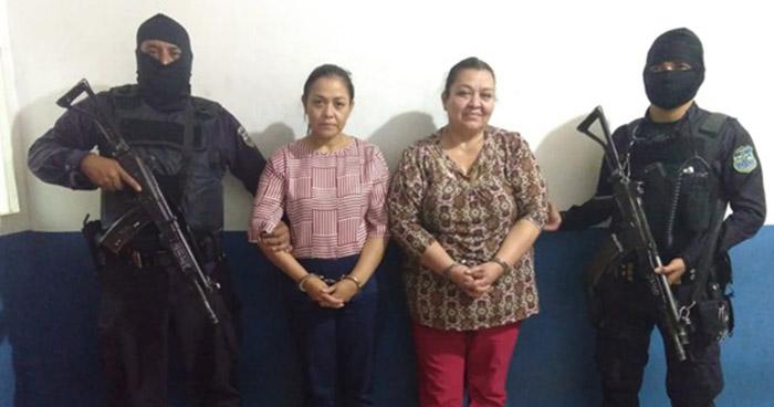 Capturan en Guatemala a salvadoreñas que se dedicaban al tráfico ilegal de personas
